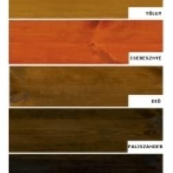 Oli Holzlasur - színezett lazúr