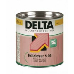 Delta vizes középvastag lazúr - flachenlasur 5.02